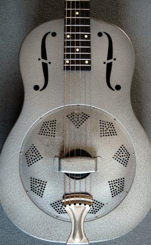 National resonator guitar