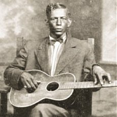 Charlie Patton - the first great delta blues artist