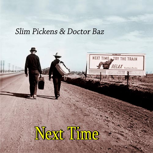 Next Time - the CD : authentic blues music from Australia