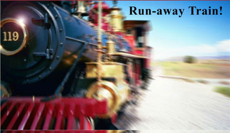 Runaway Train Song Lyrics